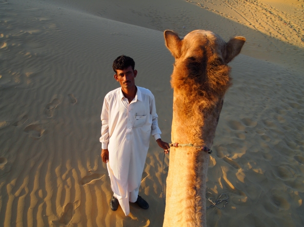our handler and camel
