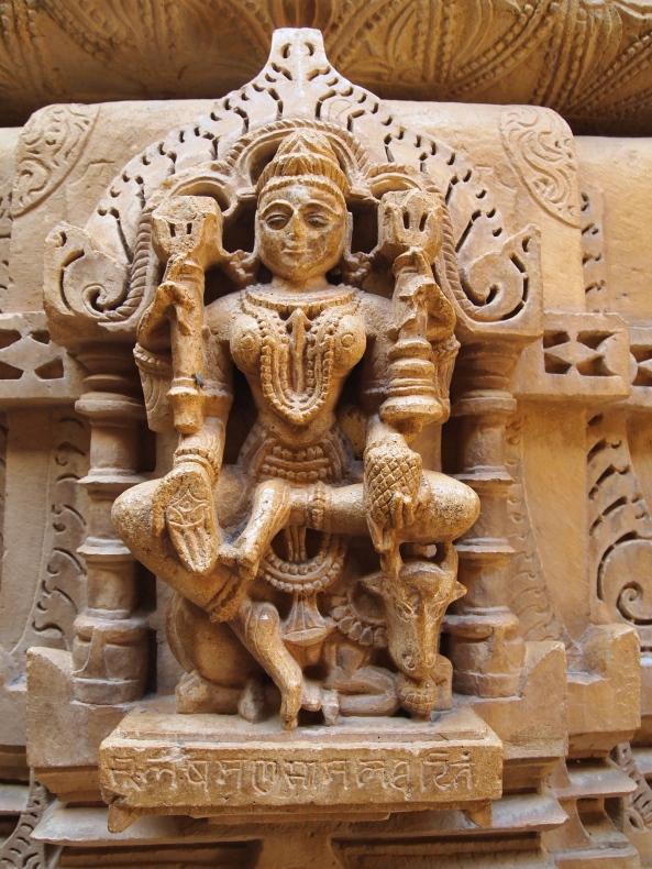 more elaborate carvings
