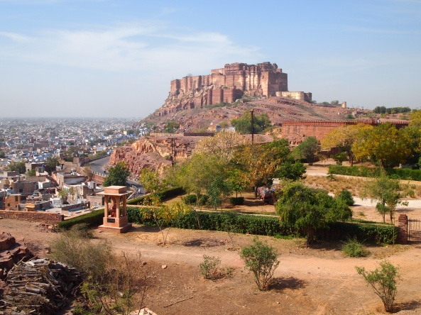 Mehrangarh Fort in Jodhpur