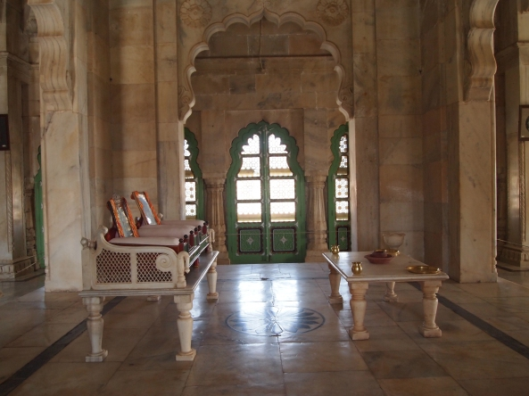 Inside Jaswant Thanda