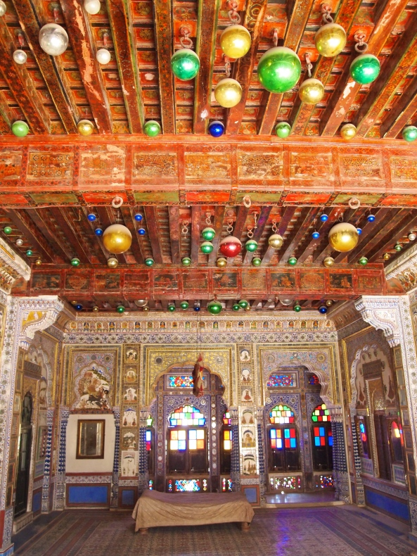 another room at Mehrangarh Fort