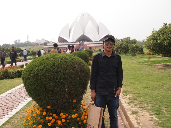 Tao at the Lotus Temple