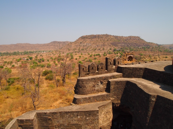 View from Daulatabad