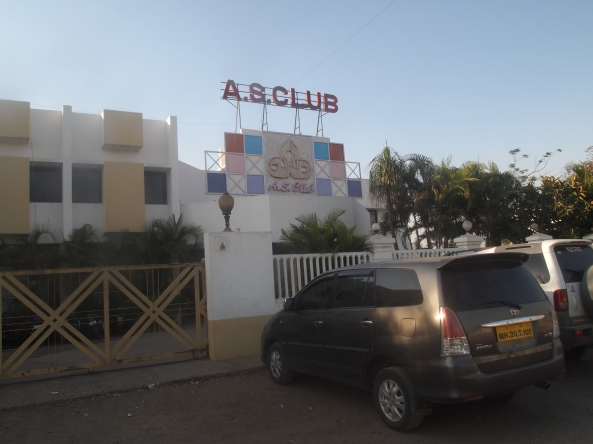 "the A.S. ""Absolute Shit"" Club Hotel"