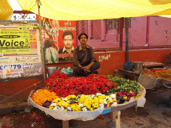 flowers for sale to offer to the gods