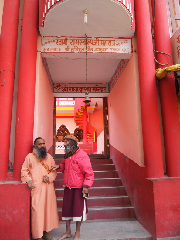 gurus galore in rishikesh