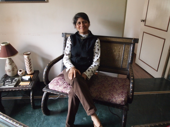 Surinder, the innkeeper at Chhoti Haveli