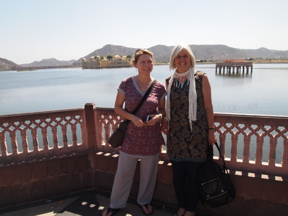 Jal Mahal, the palace in the lake