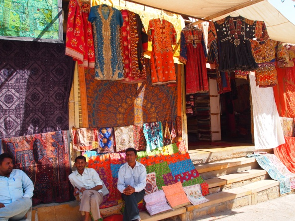 jaisalmer fort ~ one of my favorite shopping places in india