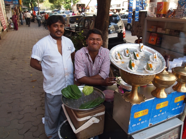 paan makers