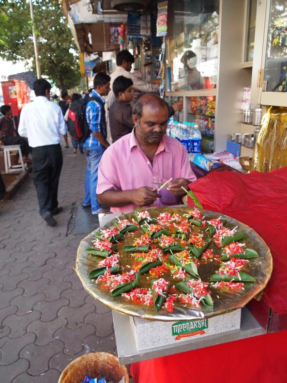 another paan maker in mumbai