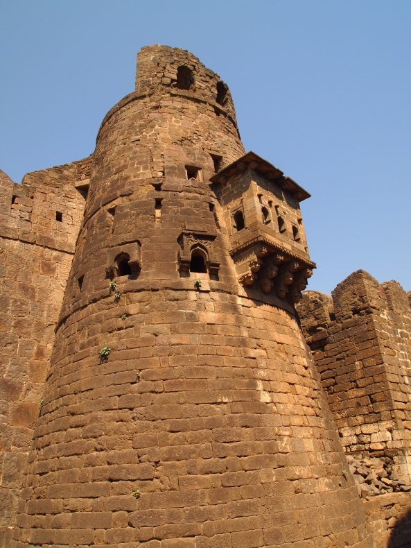 Daulatabad ~ the mighty fortress