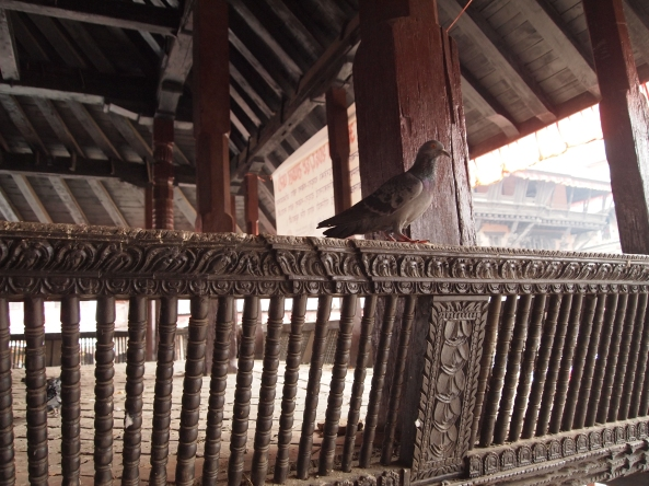 Kasthamandap - one of the oldest wooden buildings in the world