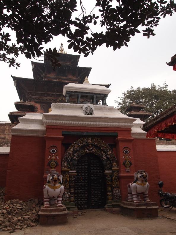 Taleju Mandir ~ Kathmandu's biggest temple