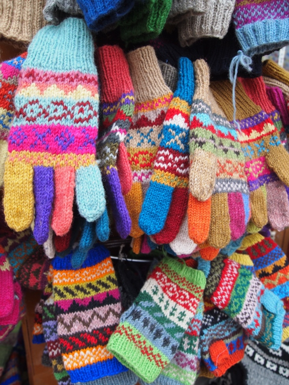 colorful woolen gloves for sale