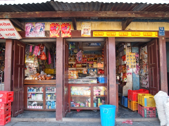 a colorful shop