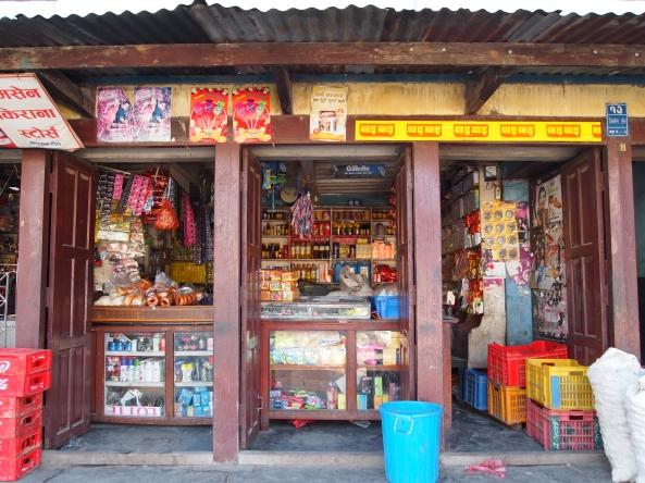 a colorful shop