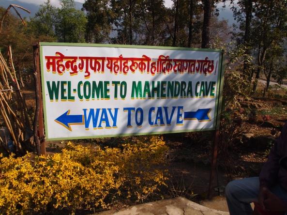 Mahendra Cave!!