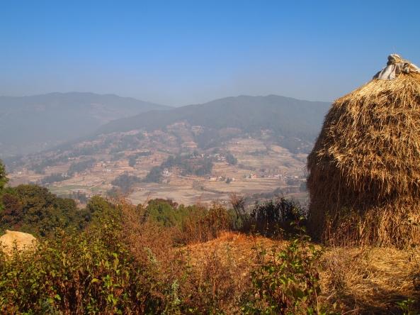 haystacks and hills