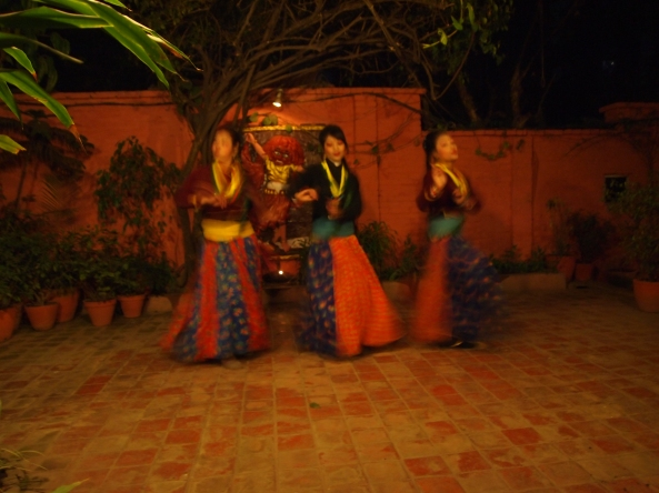 Entertainment at Thamel House Restaurant