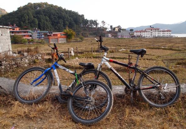 bikes :-)