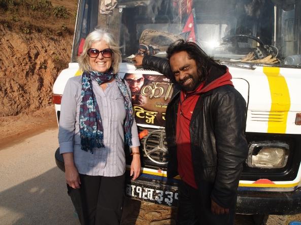 me with Sagar Ansari