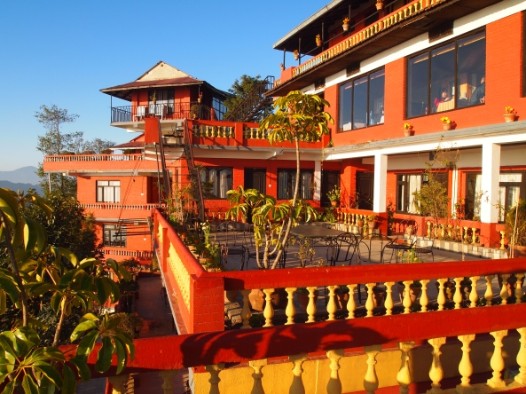 Terrace on Hotel View Point